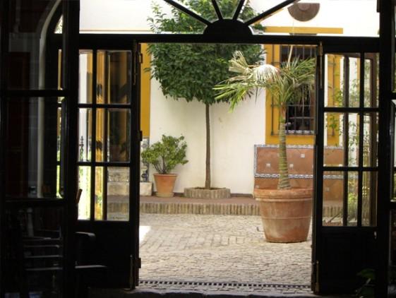 Homemyhome, décoration intérieure inspiration un patio andalou à Séville