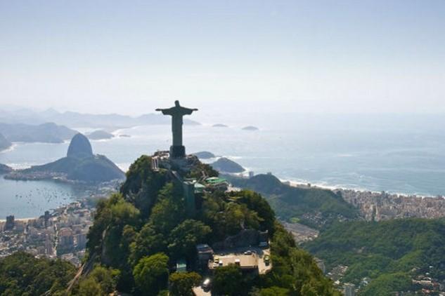 Homemyhome, décoration intérieure inspiration tropicale paysage, la baie de Rio près du Corcovado