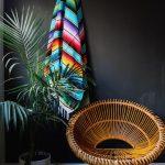 #homemyhome décorationintérieure#tendence tropicale#fauteuil#rotin#